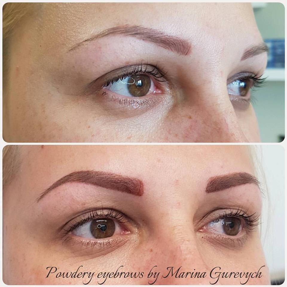 Semi permanent eyebrows tattoo symphony beauty clinic for Semi permanent tattoo eyebrows